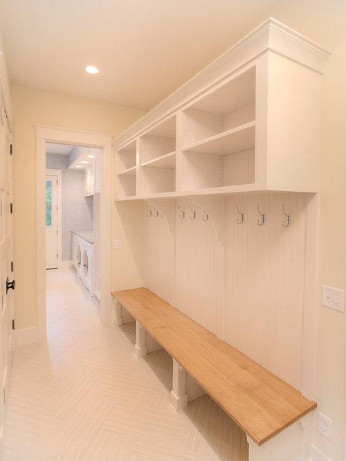 Foto e idee per ingressi e corridoi ingresso o corridoio for Ingresso anteriore del mudroom