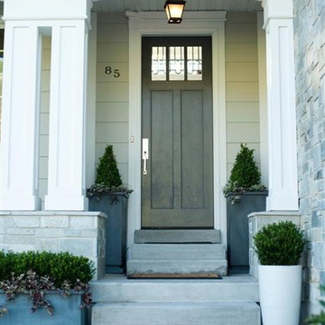 Classic Front Entry