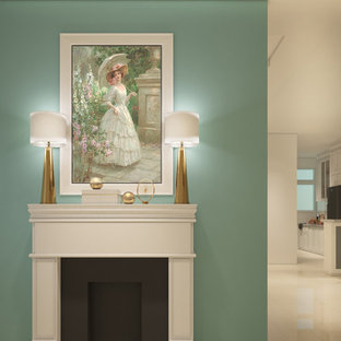 Classic Style Fireplace