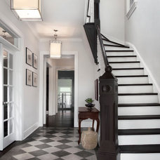 Traditional Entry by Randall Architects