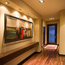 Contemporary Entry by Jaque Bethke for PURE Design Environments Inc.