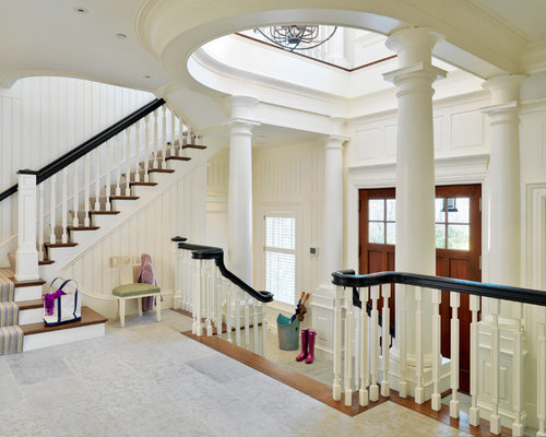 Ranch House Foyer : Raised ranch foyer home design ideas pictures remodel
