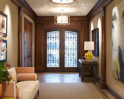 Foot Ceiling Foyer Light : Foyer lighting ideas pictures remodel and decor