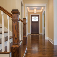 Traditional Entry by Greenside Design Build LLC
