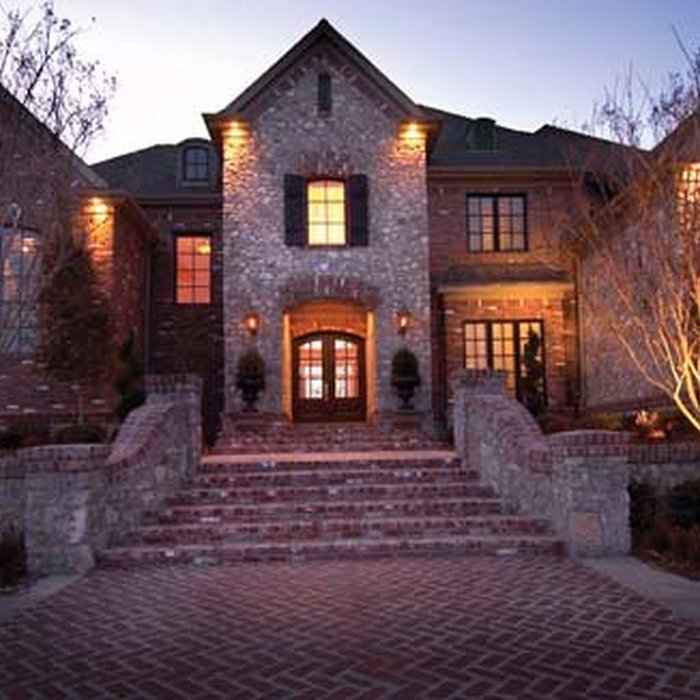 Clear Creek Custom Home