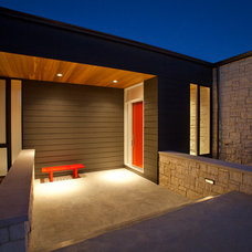 Modern Entry by RVP Photography