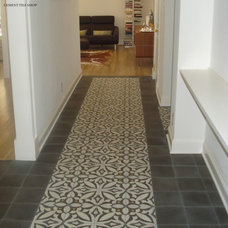 Entry by Cement Tile Shop