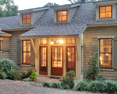 Extended Roof Overhang Design Ideas Amp Remodel Pictures Houzz