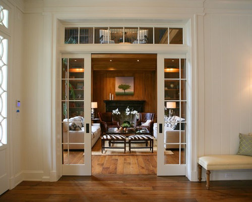 Pocket french door home design ideas renovations photos for Pocket french doors exterior