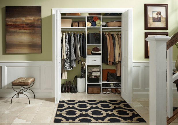 Contemporary Entry by ClosetMaid