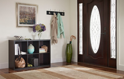 How to Organize Your Entryway