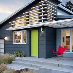 modern exterior by Ana Williamson Architect