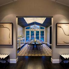 Contemporary Entry by Sullivan Design Studio