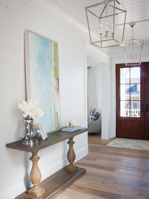 Foyer Architecture Quiz : Beach style coastal entryway design ideas remodels photos