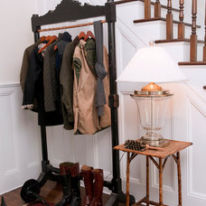 Traditional Entry by Ashley Darryl Interiors