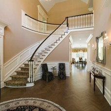 Traditional Entry by In-Site Interior Design