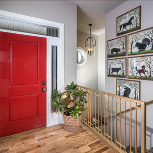 30 Trendy Small Foyer Design Ideas - Pictures of Small Foyer ...