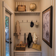 Mudroom Area