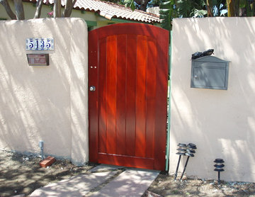Combination Doors and Gates.