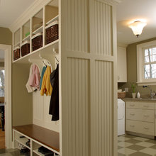 Cubby cabinets