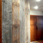 Cliffs Valley Perlman Residence Rustic Entry Other