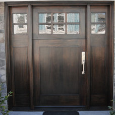 Transitional Entry by Bramco Builders, Inc.