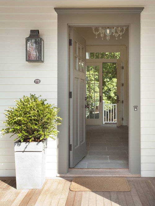 Small Foyer Ideas Houzz : Bluestone foyer ideas pictures remodel and decor