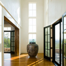Farmhouse Entry by Demetriades + Walker