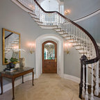 Lake House Traditional Entry New York By Crisp
