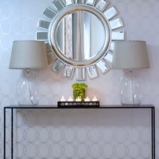 Contemporary Entry by A.S.D. Interiors - Shirry Dolgin, Owner