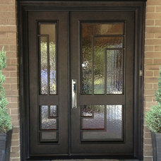 Contemporary Entry by Clark Hall Doors