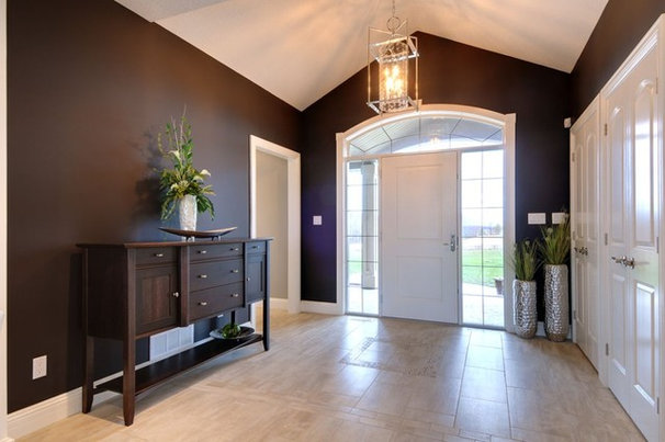 Contemporary Entry by Quality Construction Services