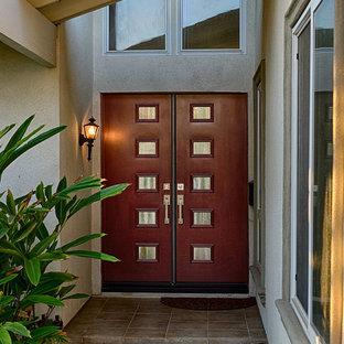 Contemporary Double Doors Houzz