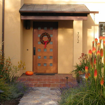 Contemporary Entry