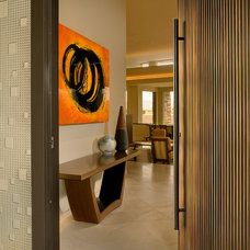 Contemporary Entry by Angelica Henry Design