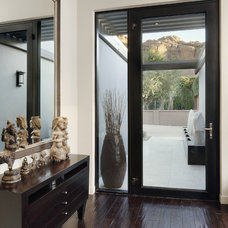 contemporary entry by Carson Poetzl, Inc.