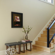 Contemporary Entry by Denise McGaha Interiors