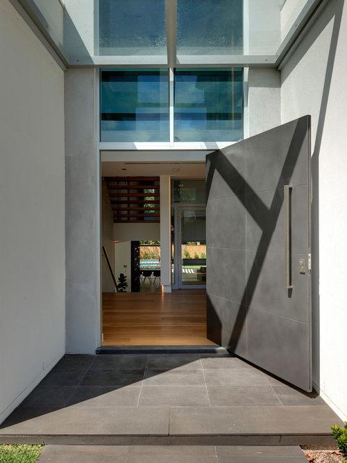 75 Contemporary Entryway Design Ideas - Stylish Contemporary ...
