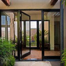Contemporary Entry by modern house architects