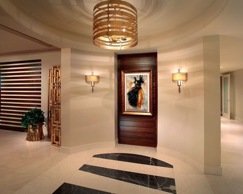 entrance lobby home design ideas pictures remodel and decor
