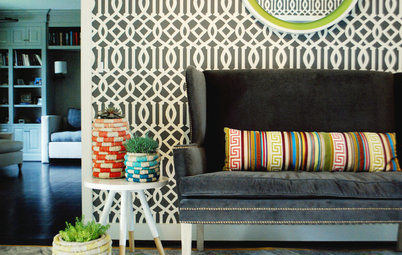 Weave Trellis Patterns Into Your Home