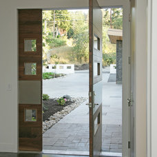 Contemporary Entry by Wilson & Company Ltd