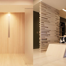 Contemporary Entry by Workshop/apd
