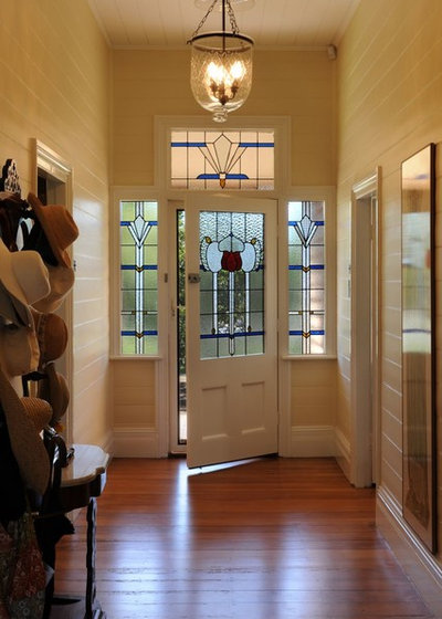 Period Features to Forever: Leadlight Windows on