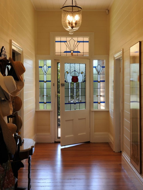Stained Glass Front Door | Houzz