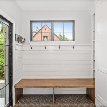 Contemporary Farmhouse Style - Haddonfield, NJ