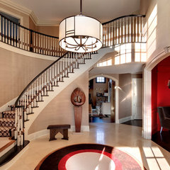 contemporary entry by SGH Designs inc.