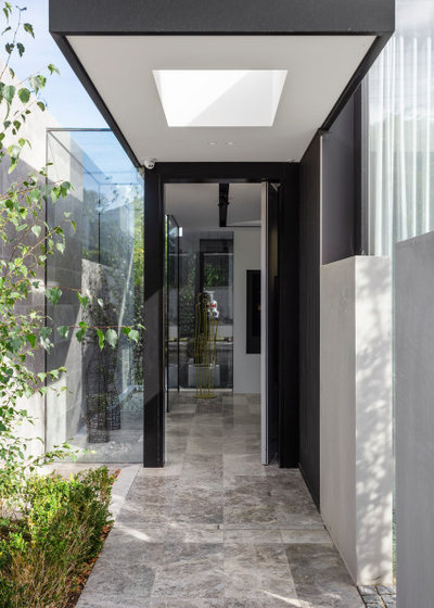 Contemporary Entry by TOM KORONEOS - ARCHITECTURE