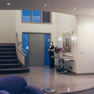 Spacious, Open Foyer