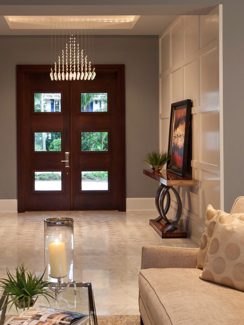 Contemporary Entryway Design Ideas Remodels Photos